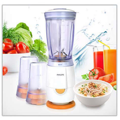Mini Blender Philips Hr2860 philips mini blender hr2860 0 4l plastic jar home mixer