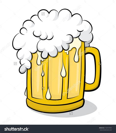 beer cartoon beer mug clipart beer clipart free collection 5
