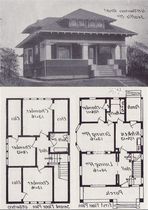 early 1900s house plans old house plans photos