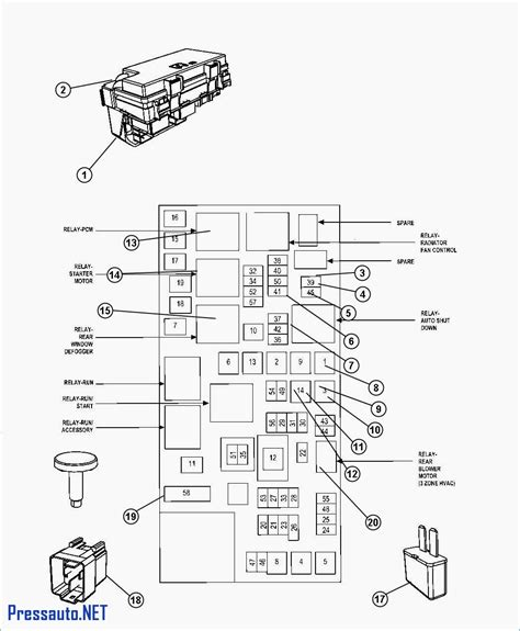 2008 dodge charger fuse box manual wiring diagram with