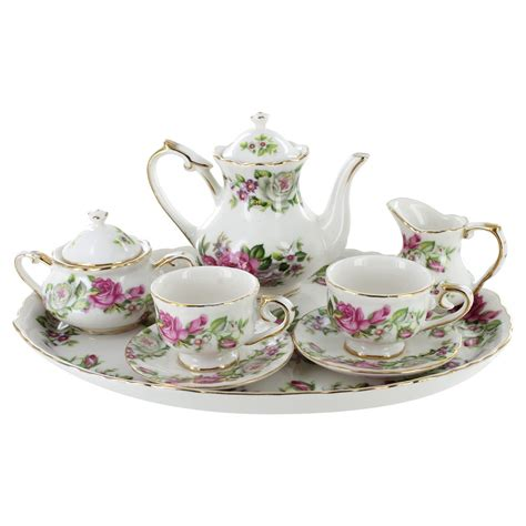 Coffee Set childrens tea set 10 pcs country