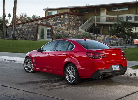 chevrolet ss 2015 chevrolet ss preview