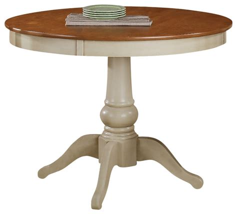 42 inch white dining table steve silver candice 42 inch dining table in oak and
