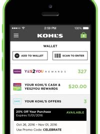 kohl's adapts the customer experience to the evolving