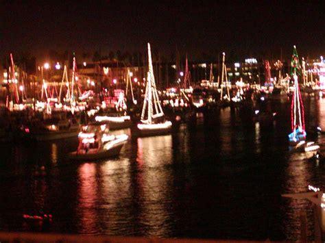Parade Of Lights Santa Barbara by Harbor Parade Of Lights Oxnard Santa Barbara 7 8