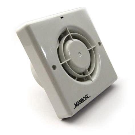 bathroom humidistat fan manrose 100mm bathroom extractor fan w timer humidistat
