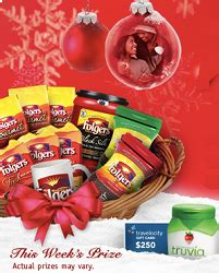 Folgers Sweepstakes - sweepstakes folgers wakin up club holiday exclusives