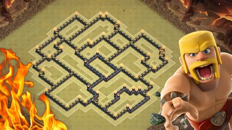 th9 layout december update clash of clans best th9 war base 2016 layout after
