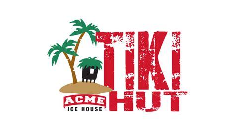 tiki hut brands tiki hut logo whitney park city marketing branding