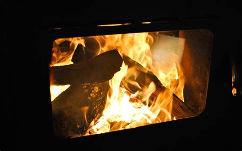 how to light a fire in a fireplace with pictures wikihow