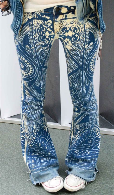 Bleach Pattern Jeans | bleach pen been meaning to do this i ll start with