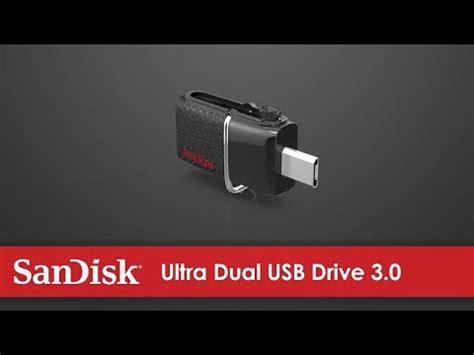 Promosi Sandisk Ultra Dual Usb Drive 3 0 32gb Flashdisk Otg 32 Gb Fd ultra dual usb drive 3 0 sandisk