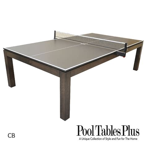 Table Ping Pong Nueva Metro Custom Indoor Ping Pong Table