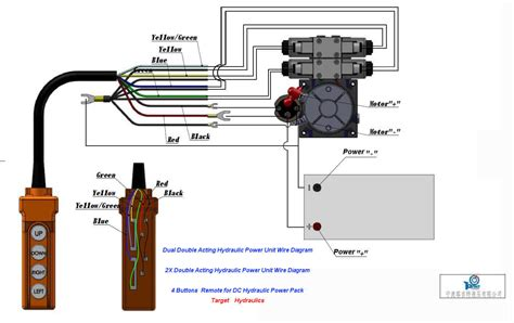12 volt hydraulic wiring diagram 37 wiring diagram