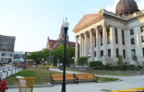 Passaic County Records Passaic County Reduces Paterson Courthouse Plaza Contract By 81 000 Jersey Tribune