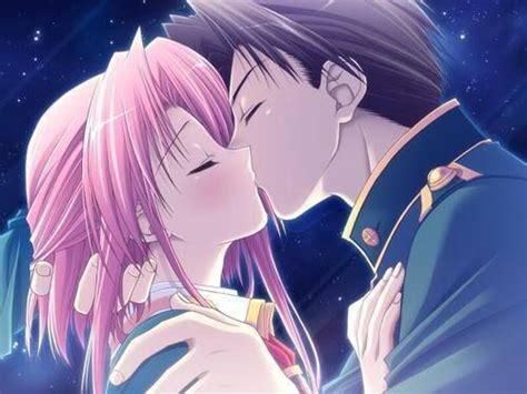 imagenes kawaii de parejas anime imagenes de dibujos japoneses anime de parejas besandose