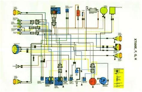sr500 wiring diagram wiring diagram with description
