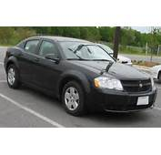 2013 Dodge Avenger The Safest Car Perfect For You
