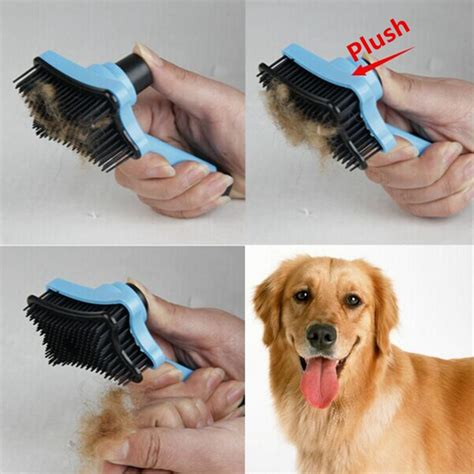 Hair Shedding In Dogs by Pet Cat Hair Shedding Remove Fur Grooming Rake Comb