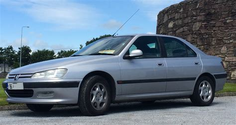 pezo car 20 years of the peugeot 406 driven to write