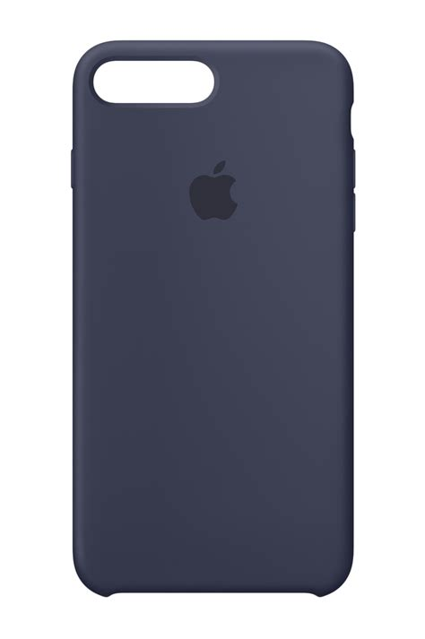apple silicone case midnight blue  iphone