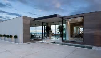 Modern luxury house exterior modern house