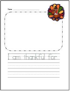 i am thankful for template pre k card 1000 images about best of thanksgiving kindergarten