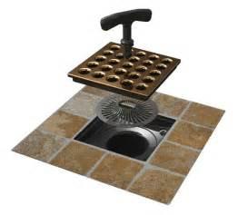 Shower Bath Mat Drain Hole easy tile in square shower drains