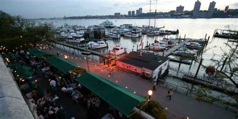 living on a boat nyc top five best nyc waterfront bars