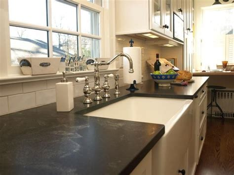matte finished countertops home black