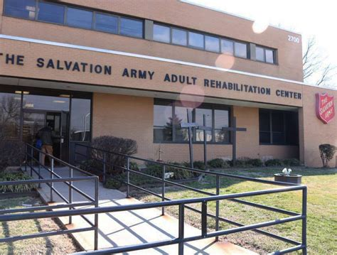Christian Detox Centers In Maryland by Rehabilitation Centers The Salvation Army Of