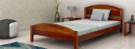 bed shopping beds buy wooden bed in india upto 60
