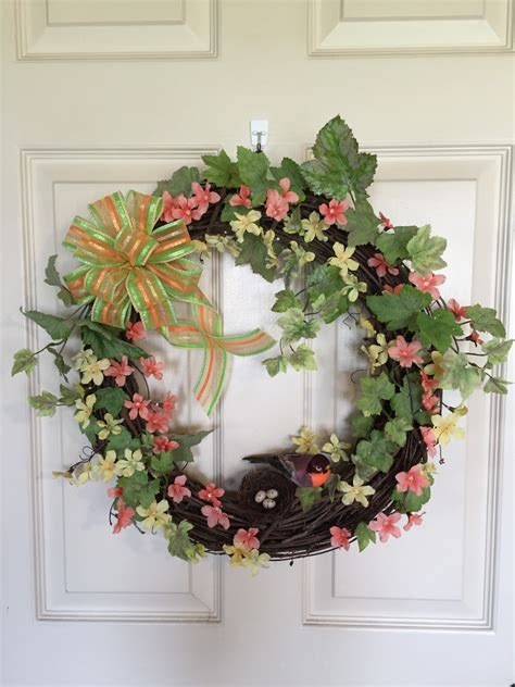 Handmade Door Wreaths - wreath handmade wreath handmade wreath summer