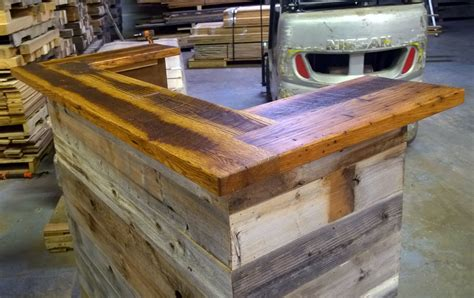 custom made reception desk made reception desk made from antique oak barn wood