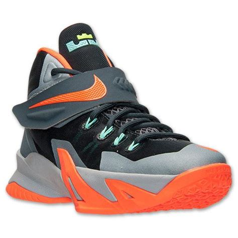 show me nike shoes grade school nike zoom lebron soldier 8 basketball