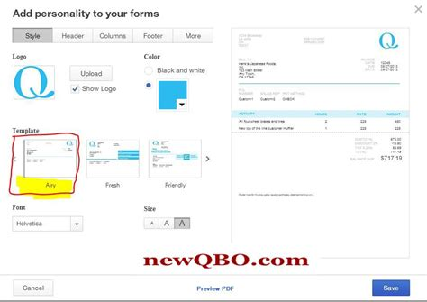 How Can Get The Option To Print Invoice Compatible With Window Envelope To Work In New Invoice Template For Window Envelope