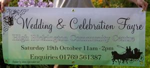Wedding Banner Maker by Personalised Wedding Sign Makers The Sign Maker