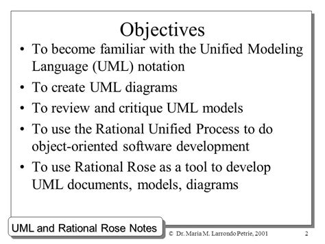 how to draw uml diagrams in rational uml and rational notes dr m larrondo petrie