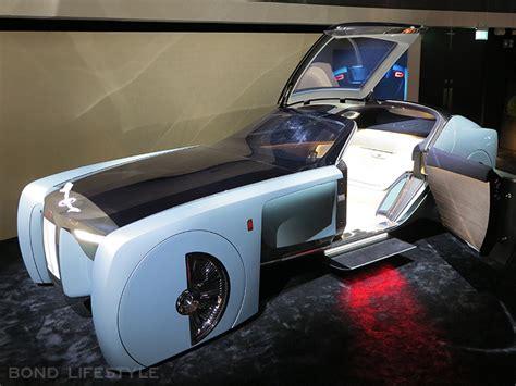 rolls royce vision next 100 blofeld s next car bond