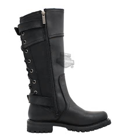harley davidson womans boots 85167 harley davidson 174 womens black high cut
