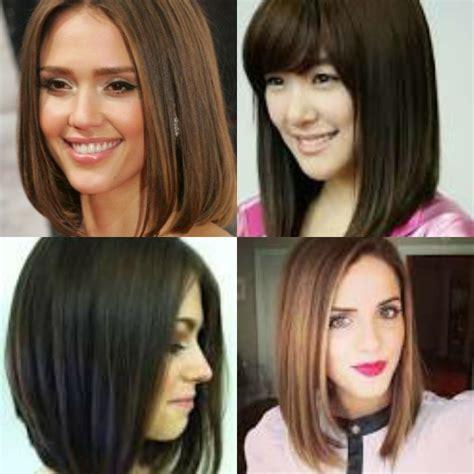 model rambut bob nungging 48 model rambut bob nungging pendek dan panjang paling