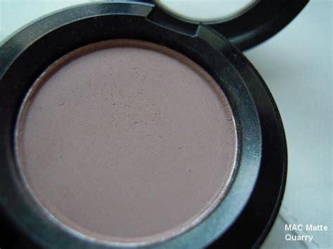 mac matte black eyeshadow mac matte quarry reviews photos makeupalley