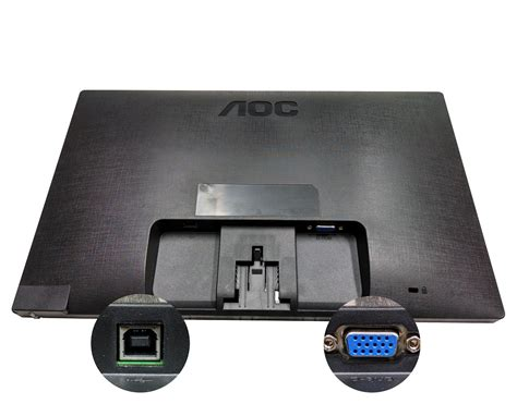 Monitor Aoc Led 15 6 E1670swu monitor led 15 6 hd aoc e1670swu widescreen alimenta 231 227 o