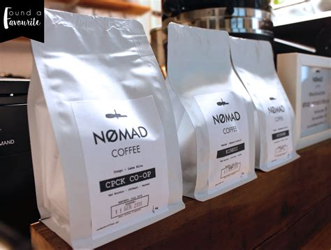 Nomad Coffee n 216 mad coffee