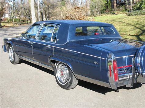 1989 cadillac brougham parts 1989 cadillac brougham for sale 2038669 hemmings motor news