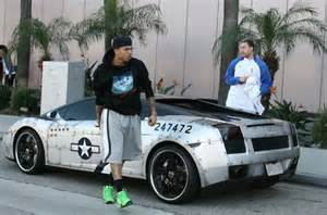 chris brown lamborghini gallardo images & pictures becuo