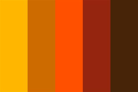 warm colors warm palette color palette