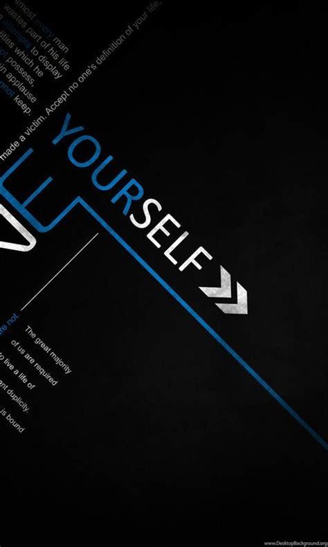 wallpapers typography keren buat pclaptop agansista