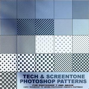 pattern photoshop technology 700 free photoshop patterns collection