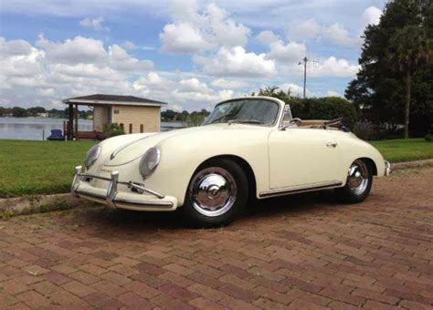 vintage porsche convertible porsche 356 convertible archives page 2 of 2 buy
